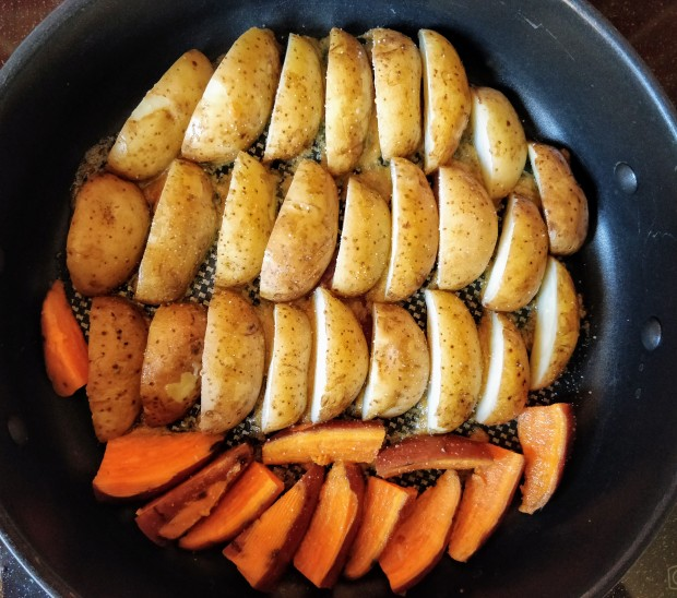Roasted potatoes1